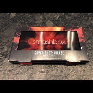 Smashbox Cover Shot Eyeshadow Palette - Ablaze